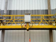 电动吊篮应该怎么安装?