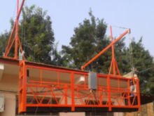 建筑吊篮常见故障与处理方法