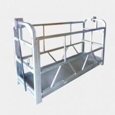 高空施工建筑吊篮