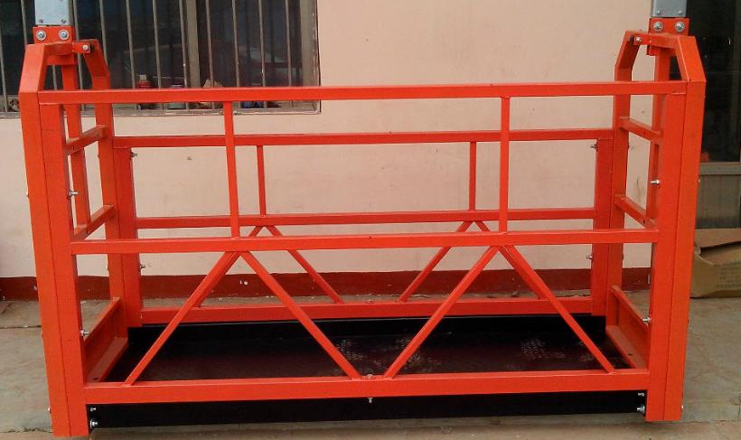 电动吊篮怎么进行维护,使用注意事项