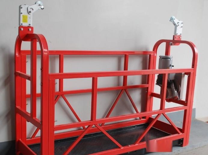 建筑吊篮结构组成,如何安全管理